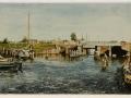 De haven van Zoutkamp