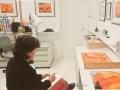Atelier, Papaver opdracht voor de Holland America Line