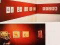 Roos, expositie